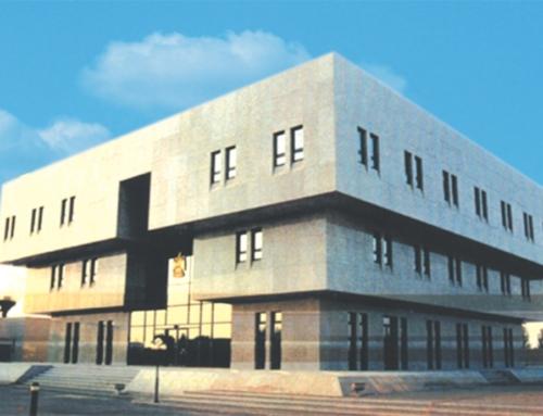 Development of Embassy of U.A.E– Egypt