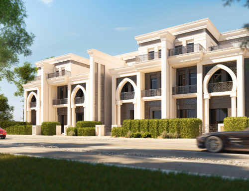 Residential Compound South of Al Masa Hotel