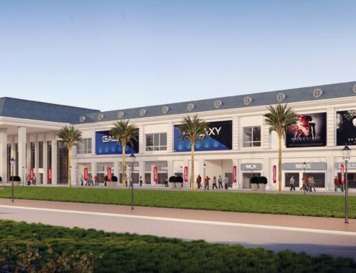 Mall – El Forsan Island